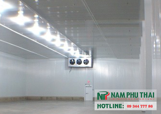 Cold Storage Installations In Southern Phu Thai