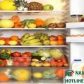 Bảo quản thực phẩm làm lạnh đông