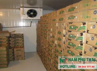 hệ thống lạnh bảo quản sữa 21