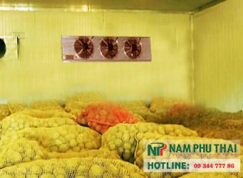kho lạnh nông nghiệp Liên Sơn