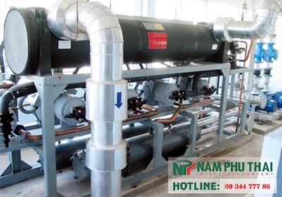 hệ thống lạnh Quảng Ninh 1
