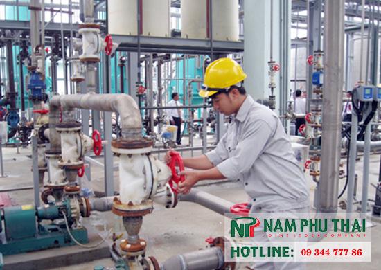 hệ thống lạnh trong công nghiệp hóa chất 23