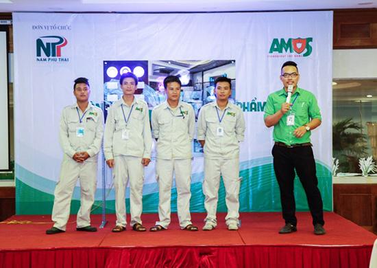 kỹ thuật viên Nam Phú Thái