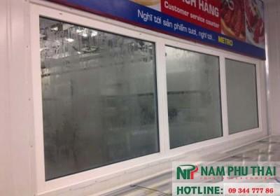 Kho lạnh Metro 1