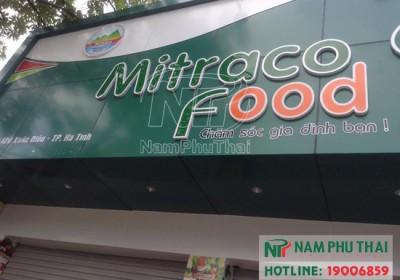 Lắp đặt kho lạnh bảo quản thịt lợn - Mitraco Food tại Hà Tĩnh