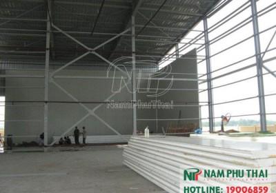 Lắp đặt kho lạnh bảo quản hạt giống 2400 tấn tại Ba Vì - Hà Nội 3