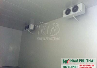Lắp đặt kho lạnh bảo quản măng tại Yên Bái 22