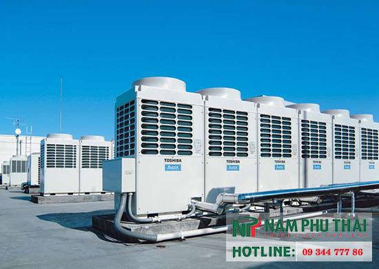sửa máy lạnh công nghiệp ở Đà Nẵng