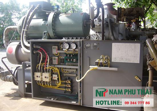 sửa chữa máy lạnh công nghiệp