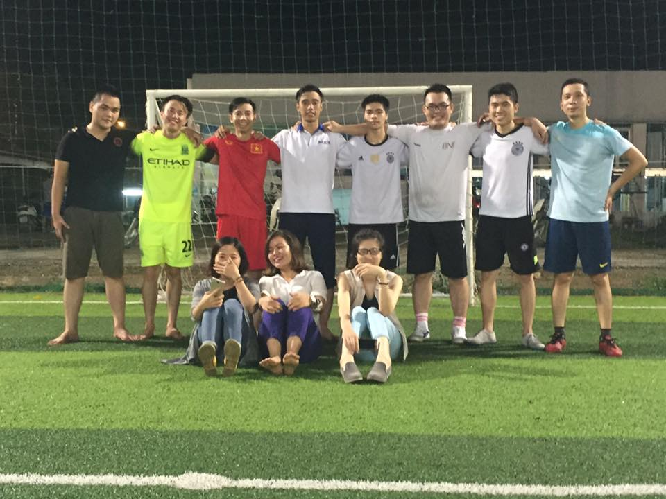 giải bóng đá Nam Phú Thái