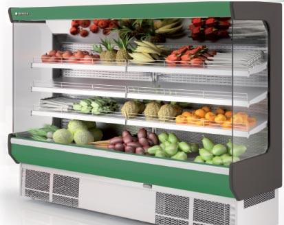 tủ lạnh làm mát trái cây