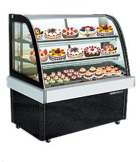Tủ bánh kem cao cấp
