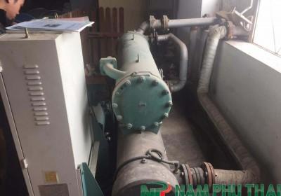 Bảo trì water chiller Century tại nhà máy sản xuất dây điện Shinwa vina - Bắc Ninh