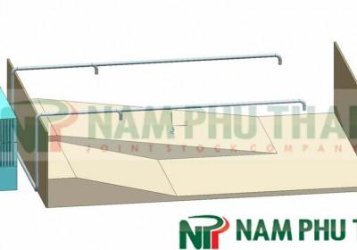 Thiết kế lắp đặt hệ thống tạo tuyết, trượt tuyết tại Hà Nội