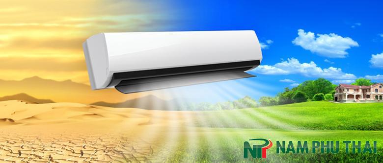 Điều hòa không khí biến tần Inverter- Hiệu quả đáng kinh ngạc