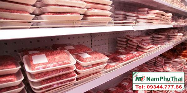 Bảo quản thịt không đúng cách sẽ nhanh hỏng và thối rữa