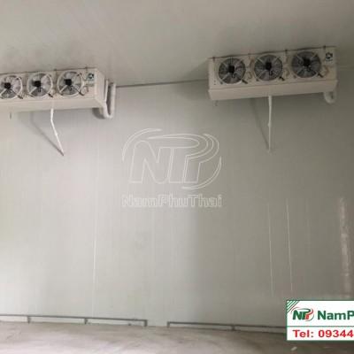 Lắp đặt kho lạnh bảo quản gà Koyu Unitek Thanh Trì, Hà Nội