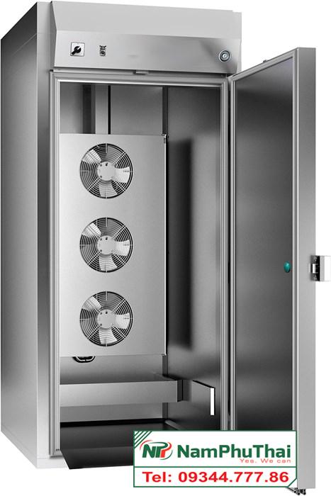 tủ cấp đông nhanh điều khiển từ xa
