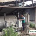 Bảo trì và cấp mới hệ thống làm lạnh nước water chiller cho trạm bê tông Việt - Hàn 5