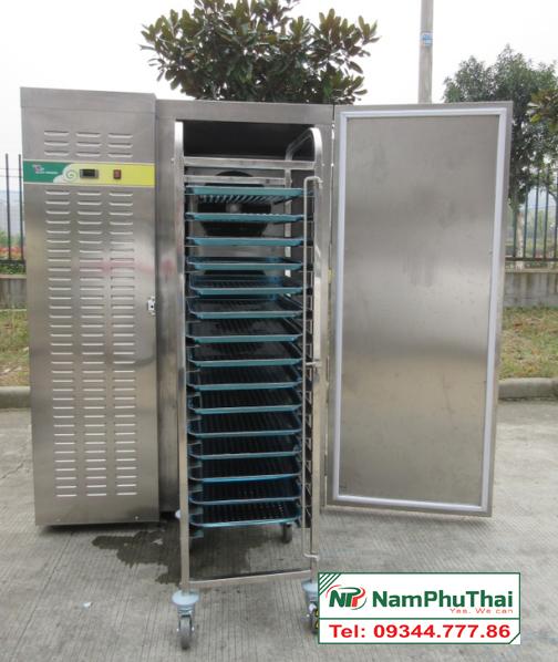 Tủ cấp đông nhanh mini Frozen FRBF-610L