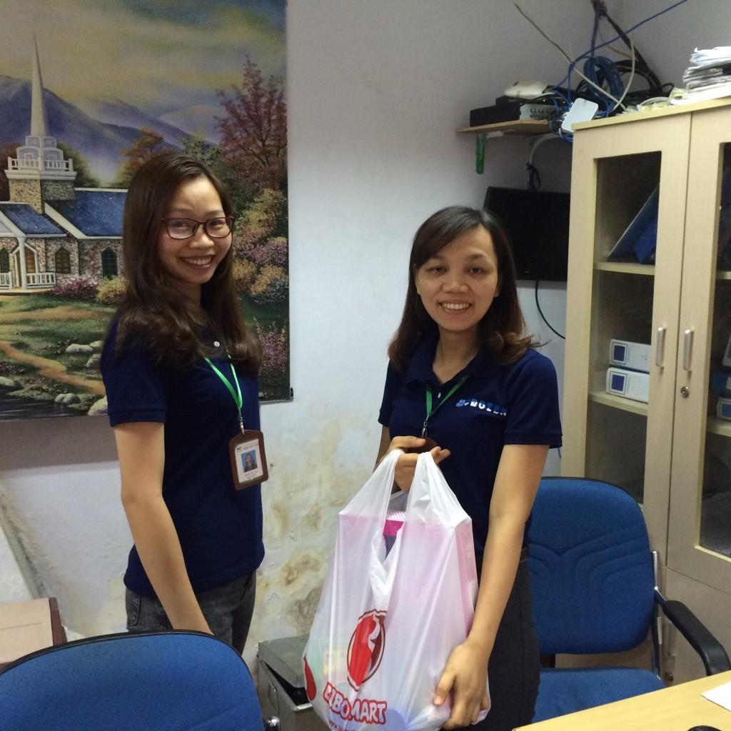 Trung thu của Nam Phú Thái- món quà tinh thần cho các thành viên