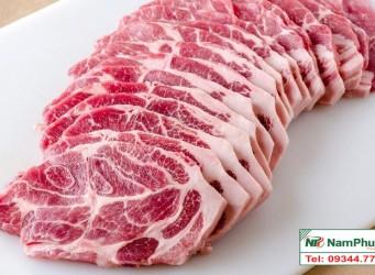 Típ bảo quản thịt đông lạnh đảm bảo vệ sinh an toàn thực phẩm